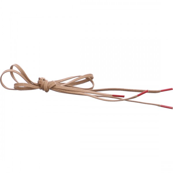Think shoelace beige