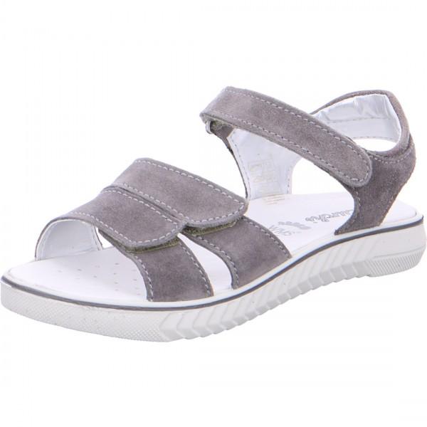 Sandale Fiori grey