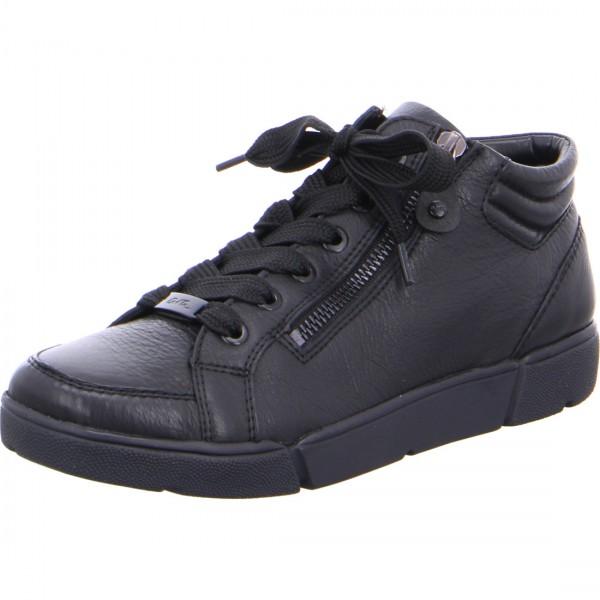 Damen Sneaker Rom schwarz