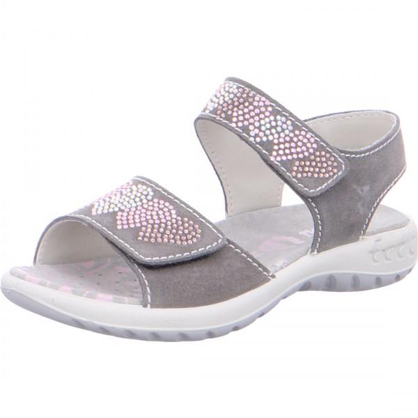 Mädchen Sandale FERMI grau