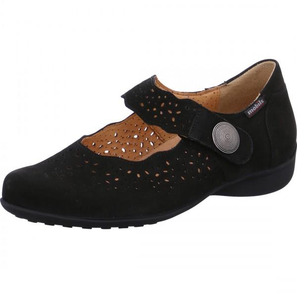 Mobils chaussures Fabienne noir