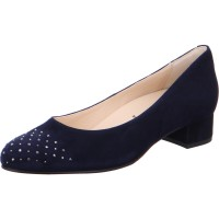 Pumps Marbella blau