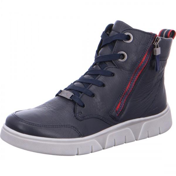 Hightop Sneaker Rom-Sport blau