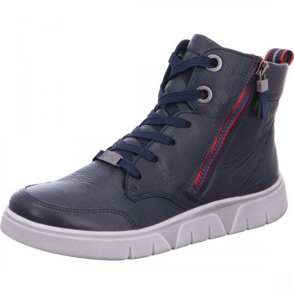 High-top sneaker Rom-Sport blauw