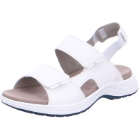Damen Sandale Panama weiß