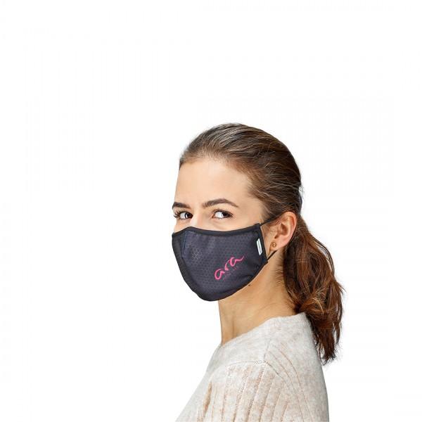 ara Nano Maske schwarz
