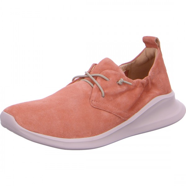 Lace-up Waiv salmon