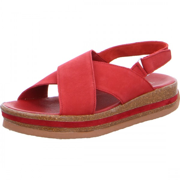 Sandal Zega red