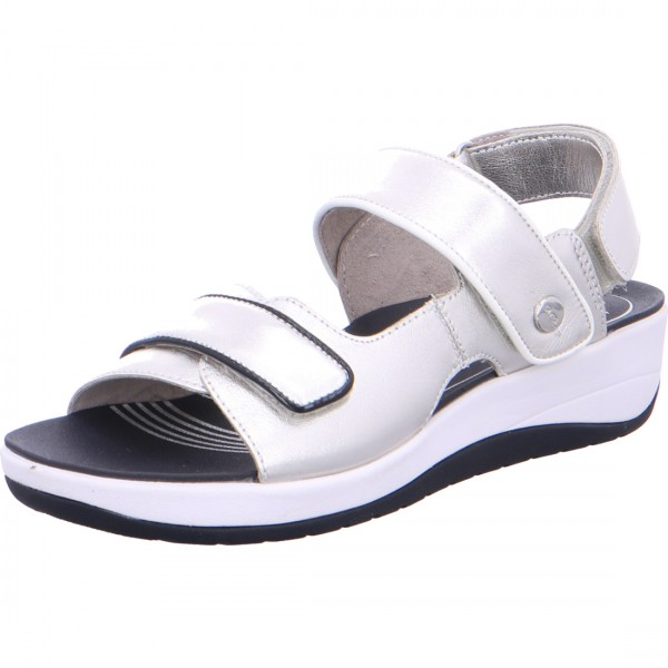 Sandal Napoli silver