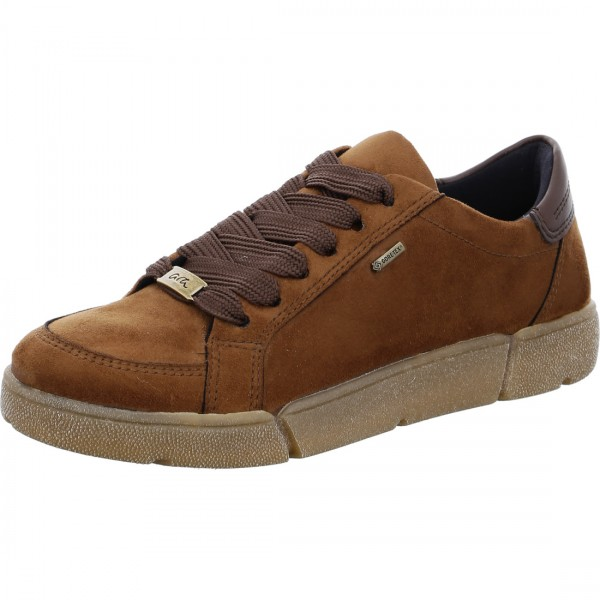 Chaussures lacets Rom-Sport cognac