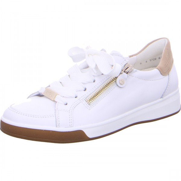 Baskets Rom blanc