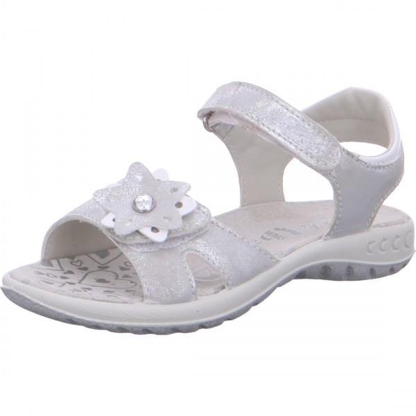 Mädchen Sandale FINI silber