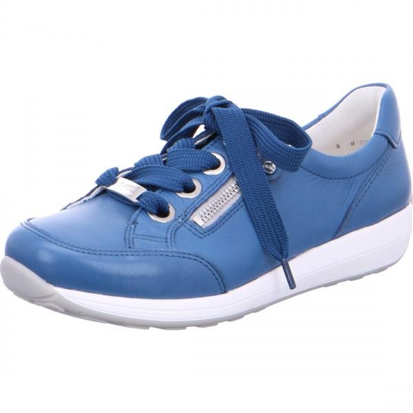 Baskets Osaka bleu capri