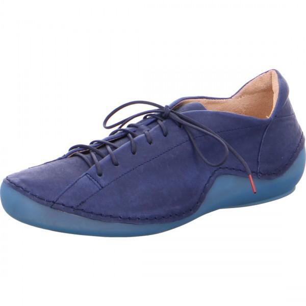 Chaussures à lacets Kapsl bleu