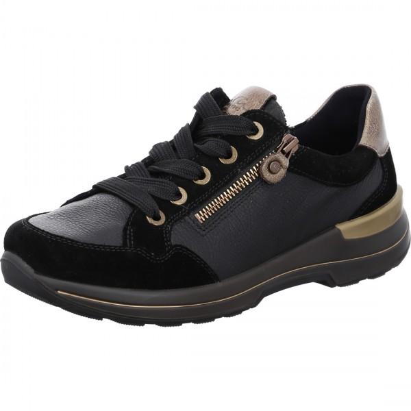 Sneaker Nara schwarz moro