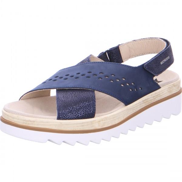 MOBILS sandales Delphia bleu jeans