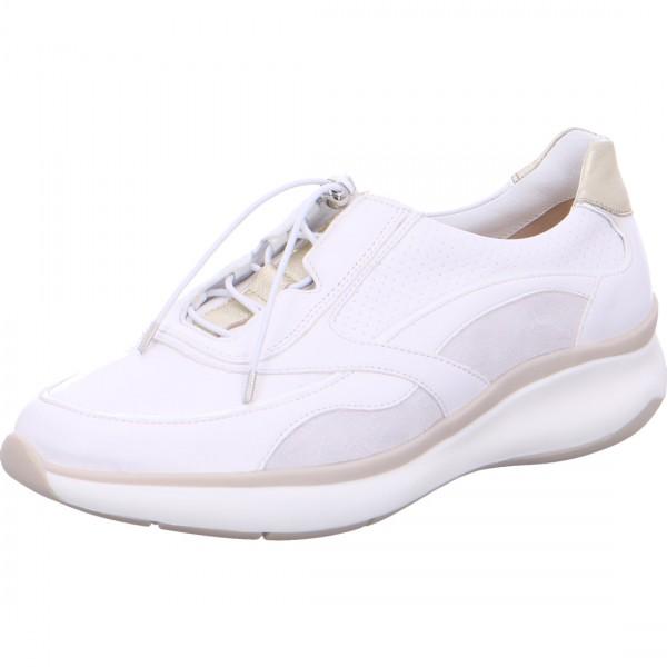 Sneaker Monaco milk platin