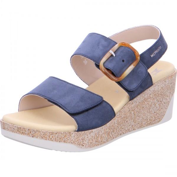 Mephisto sandales GIULIA bleu jean
