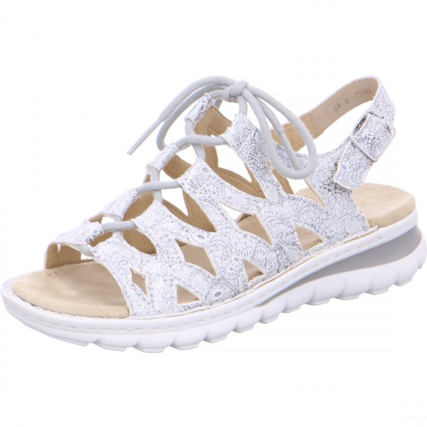 Sandals Tampa silver