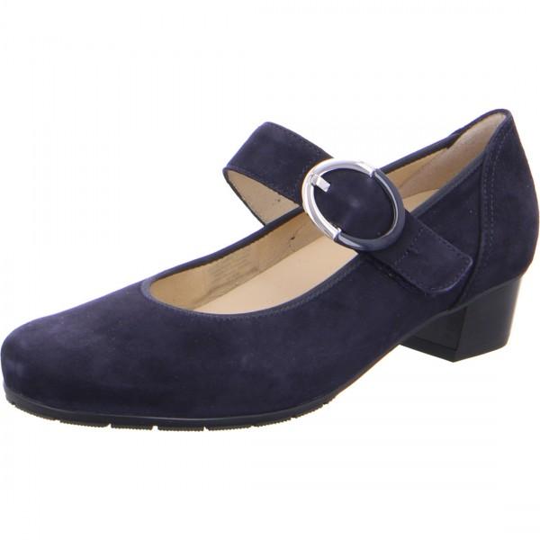Escarpins Nancy bleu