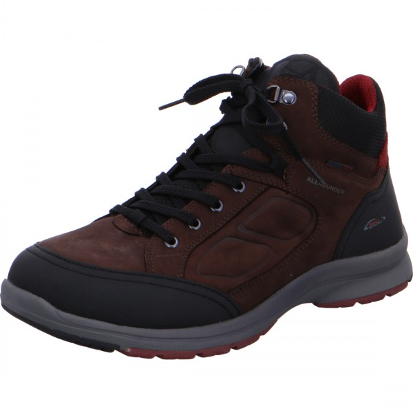 Allrounder laced boot CHEIRON