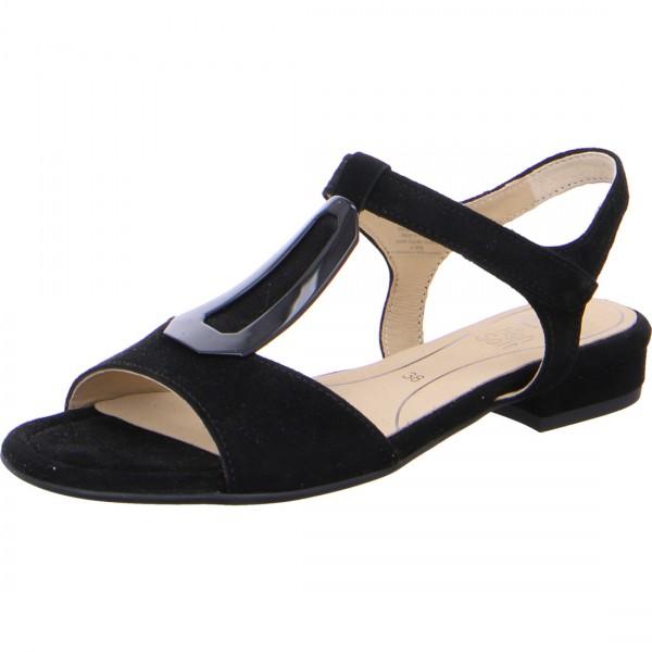 Damen Sandalette Vegas schwarz