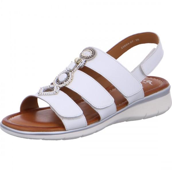 Sandale Kreta weiss