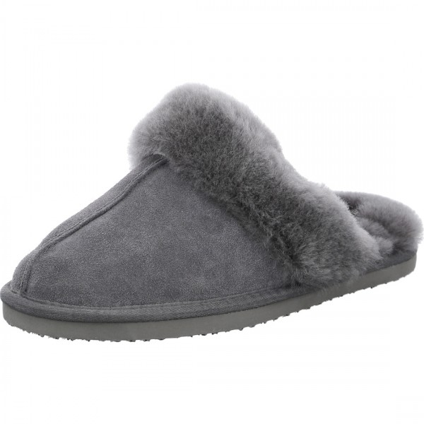 Chaussons Cosy gris
