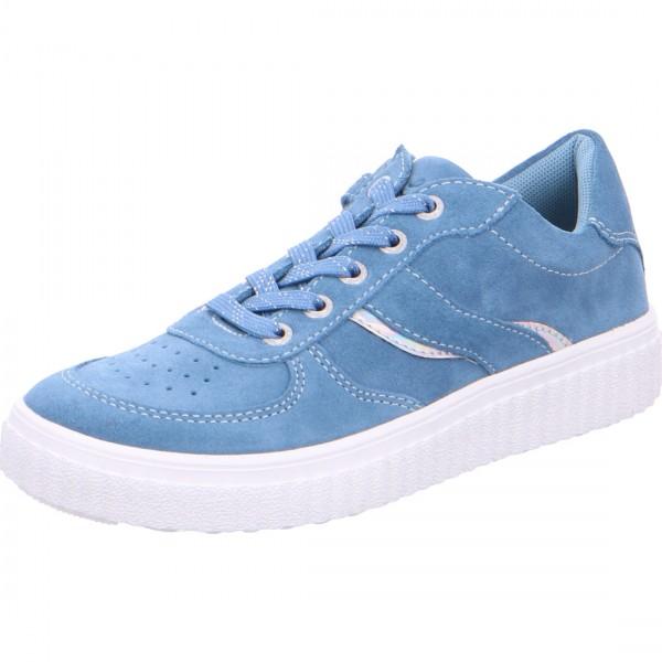 Sneaker Nadine slate blue