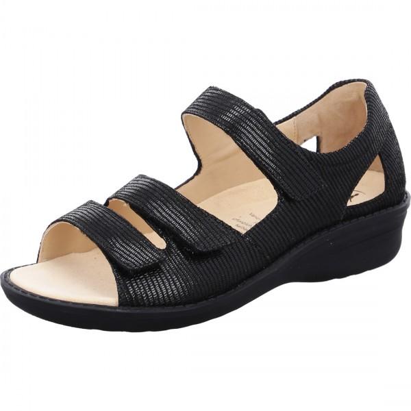 Sandalette Hera schwarz