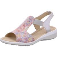 Damen Sandalette Lido multi platin