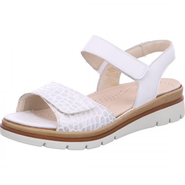 Sandalette Glory weiß