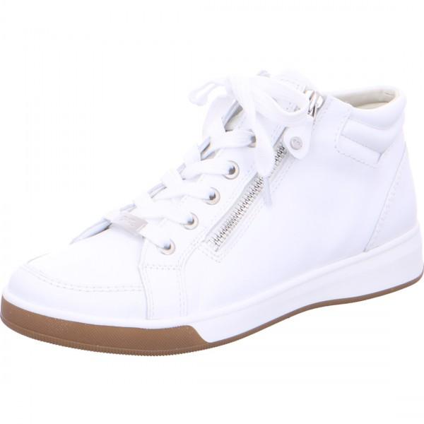 Hightop Sneaker Rom bianco