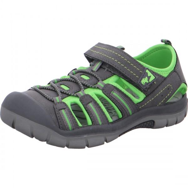 Jungen Sandale PETE grau