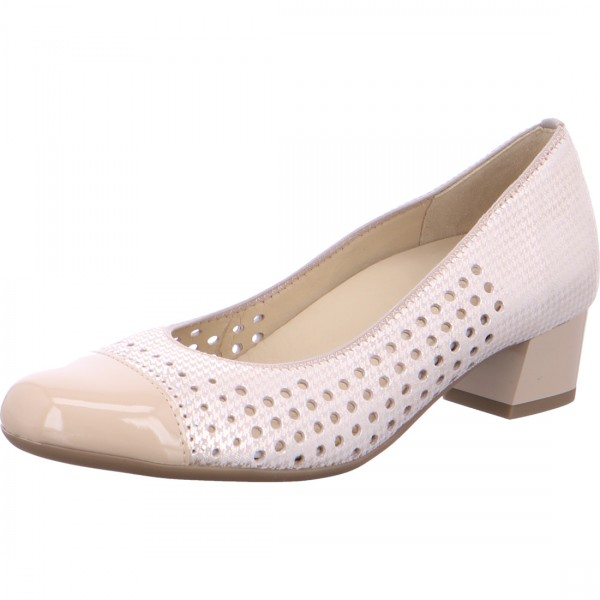 Pumps Nizza puder