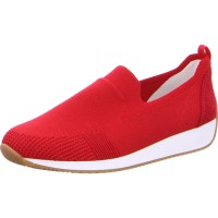 Damen Slipper Lissabon rot