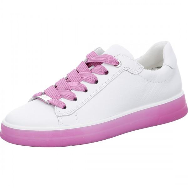 Sneaker Frisco weiss-pink