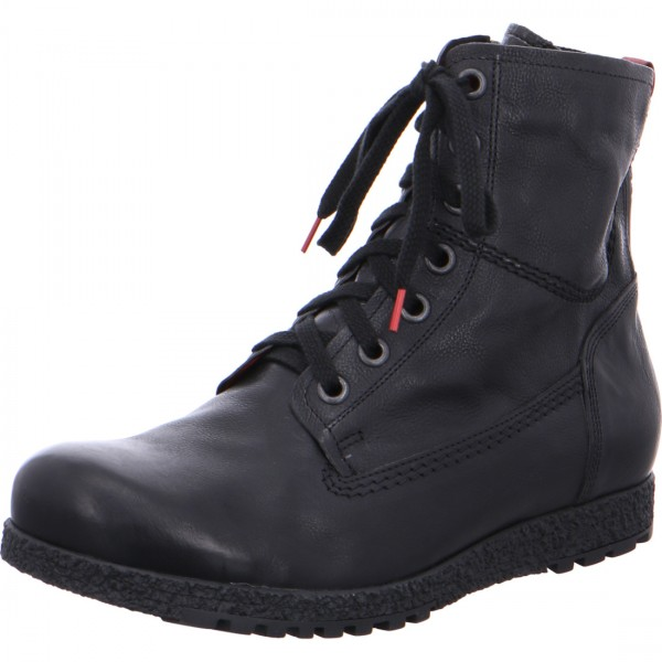 "Think laced boot ""GROD"""