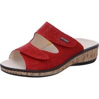 Pantolette Gerda red
