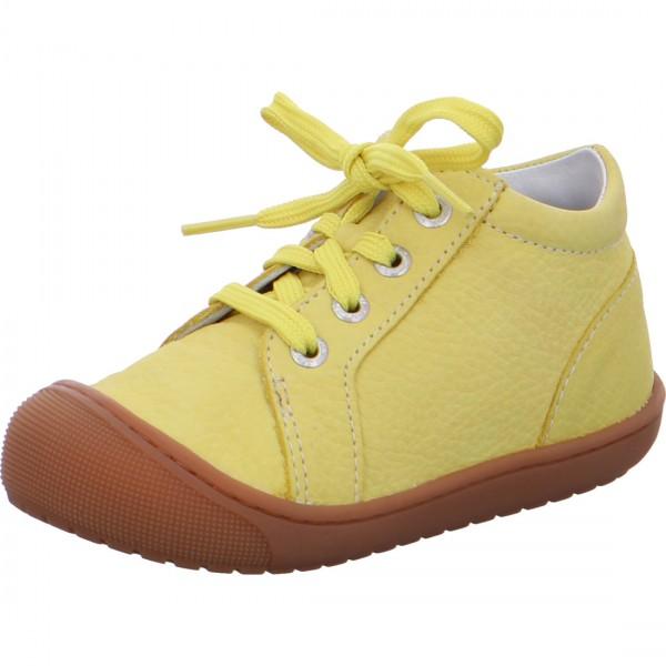 Mädchen Lauflernstiefelchen INO gelb