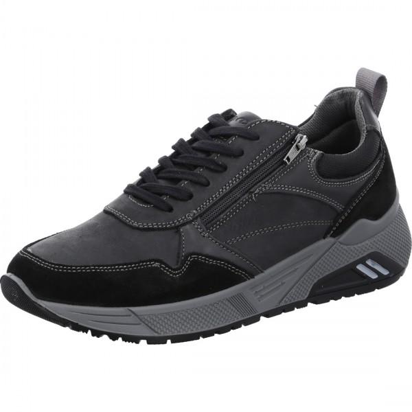 Sneaker Nevio schwarz