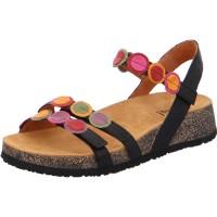 Sandale Koak schwarz