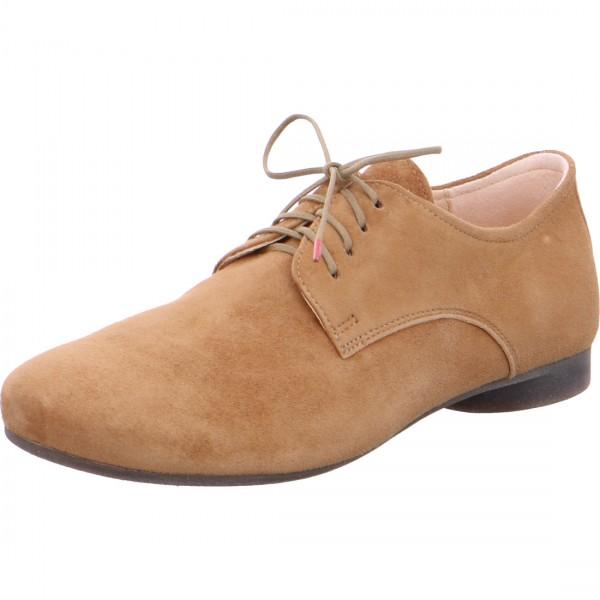 Chaussures à lacets Guad cognac