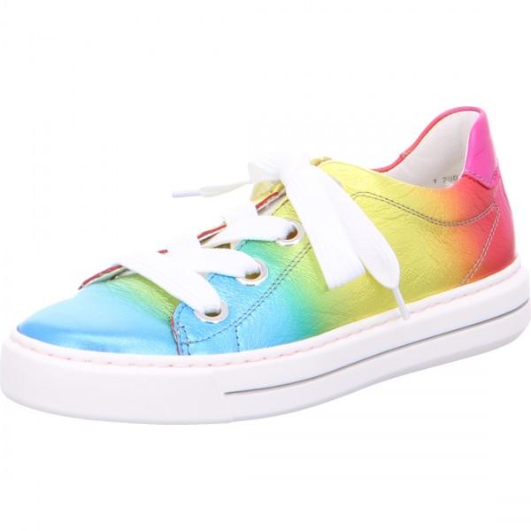 Damen Sneaker Courtyard rainbow