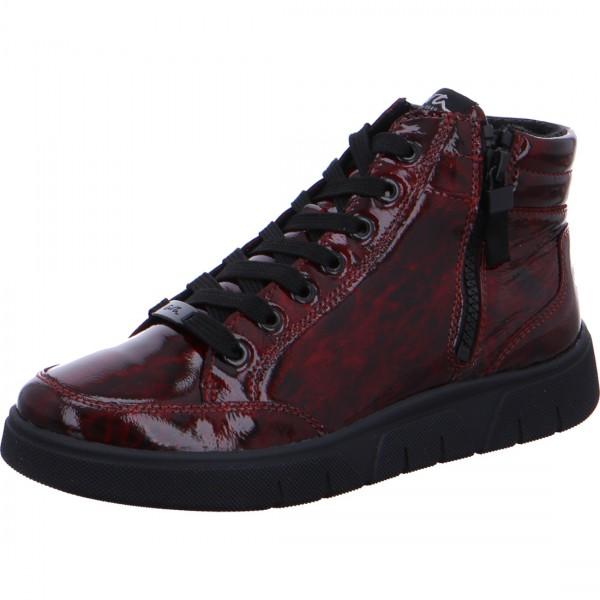 Hightop Sneaker Rom-Sport chianti