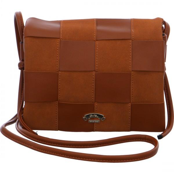 Handbag Lucy cognac