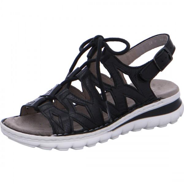 Sandale Tampa schwarz
