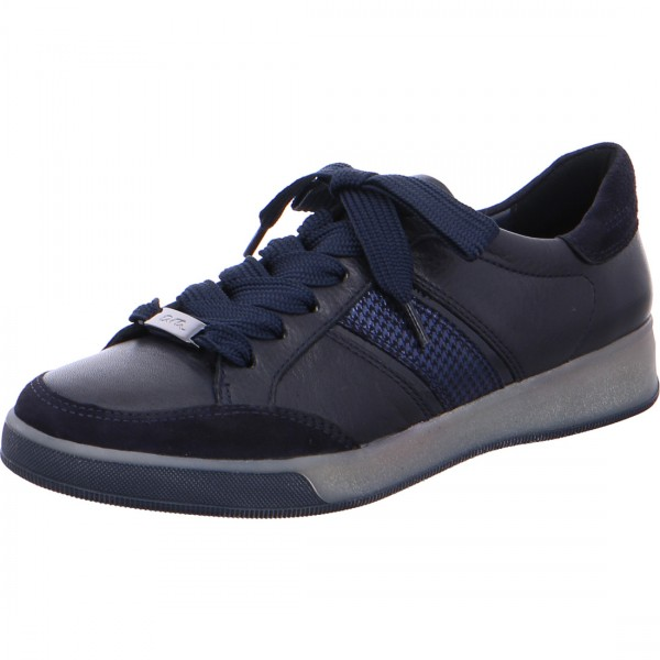 Baskets Rom bleu navy