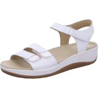 Damen Sandale Napoli weiß