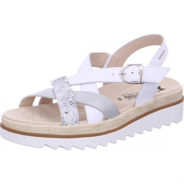 Mobils sandales Dita Blanc